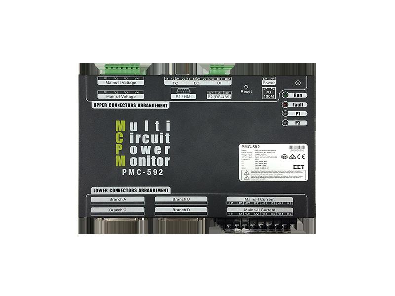 Data Centre Multi-Circuit Monitor